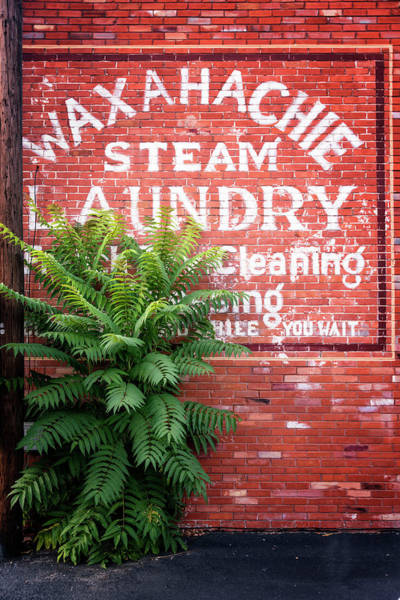 Photograph - Ghost Sign by Ryan Wyckoff