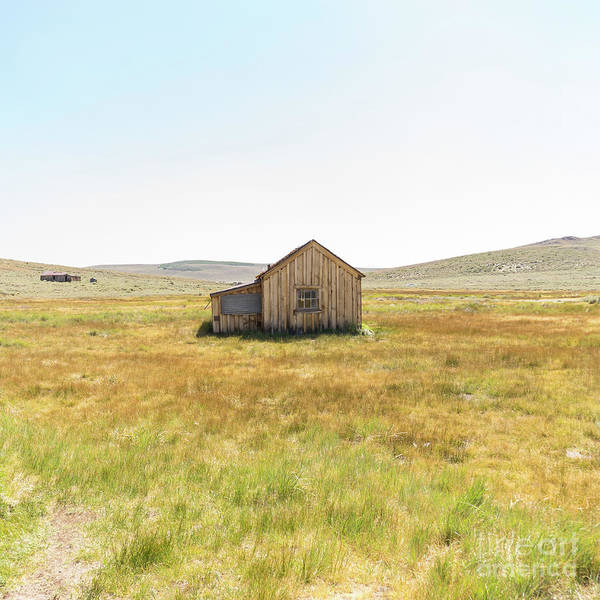 Photograph - Ghost Town Of Bodie California Dsc4408sq by Wingsdomain Art and Photography