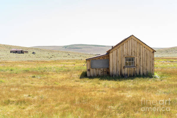 Photograph - Ghost Town Of Bodie California Dsc4409 by Wingsdomain Art and Photography