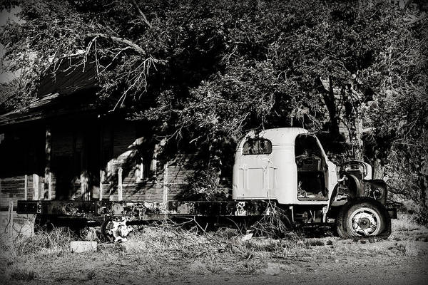 Photograph - Ghost Town by Patricia Montgomery