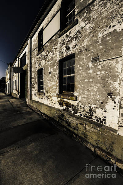 Urban Decay Wall Art - Photograph - Ghost Towns General Store by Jorgo Photography - Wall Art Gallery