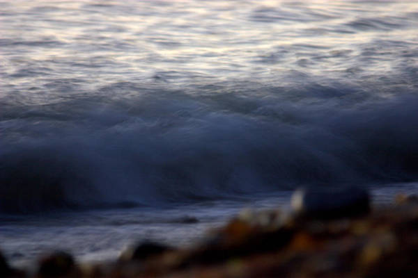 Photograph - Ghost Wave by Brad Scott
