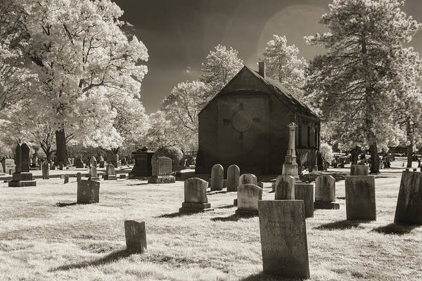 Photograph - Ghostly Infrared by Brian Hale