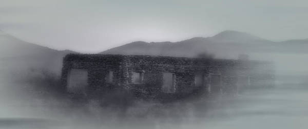 Suggestion Photograph - Ghostly Old Western Mirage by Linda Phelps