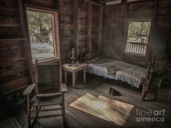 Photograph - Ghostly Past by Judy Hall-Folde