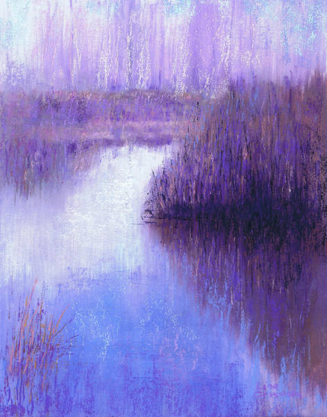 Painting - Ghostly Sentinels by Lisa Crisman