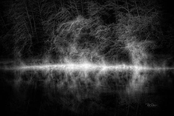 Photograph - Ghosts In The Lake by Bill Posner