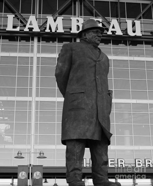 Green Bay Packers Wall Art - Photograph - Ghosts Of Lambeau by Tommy Anderson