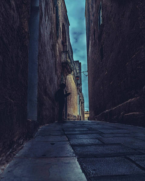 Photograph - Ghosts Of Mdina II by Nisah Cheatham