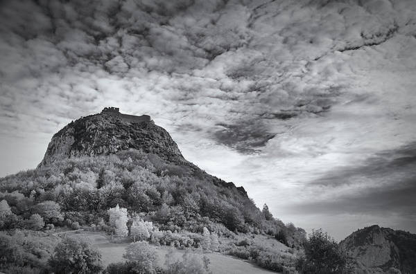 Photograph - Ghosts Of Montsegur by Jean Gill