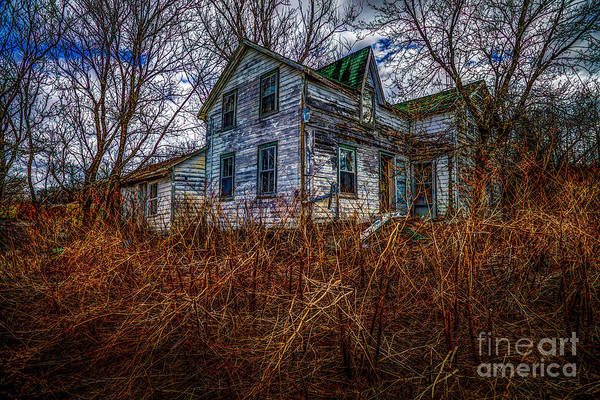 Photograph - Ghosts Of The Past by Roger Monahan