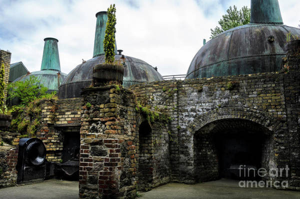 Photograph - Giant Copper Pot Stills At Lockes Distillery by RicardMN Photography