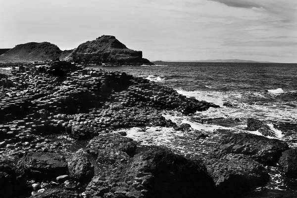 Wall Art - Photograph - Giant's Causeway 1 by Terence Davis