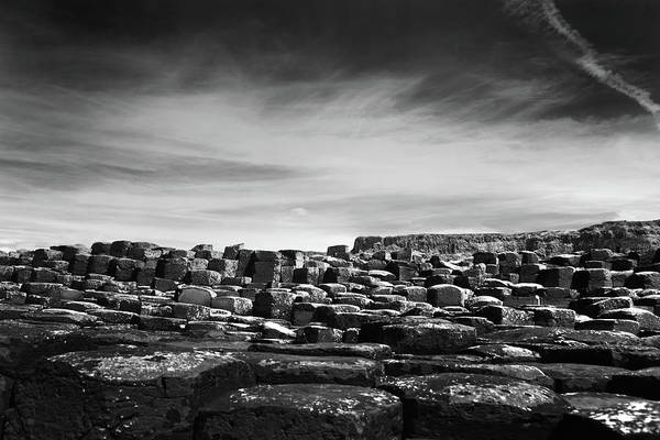Gaelic Photograph - Giant's Causeway 2 by Terence Davis