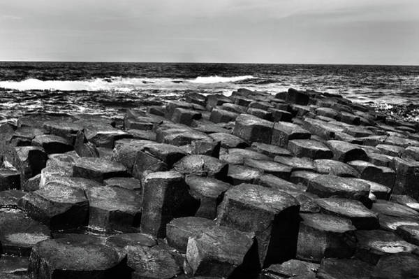Gaelic Photograph - Giant's Causeway 3 by Terence Davis