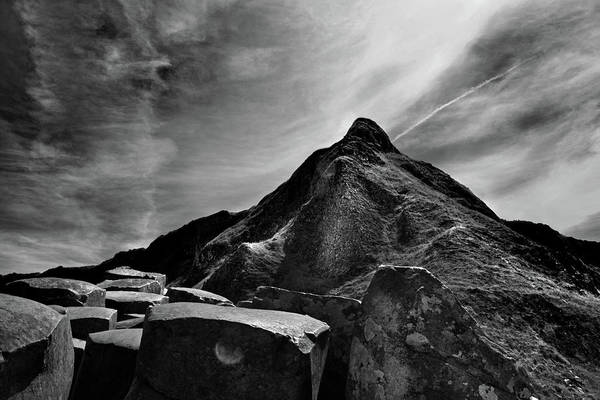 Gaelic Photograph - Giant's Causeway 4 by Terence Davis