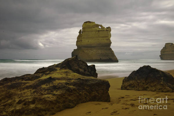 Photograph - Gibsons Beach by Werner Padarin