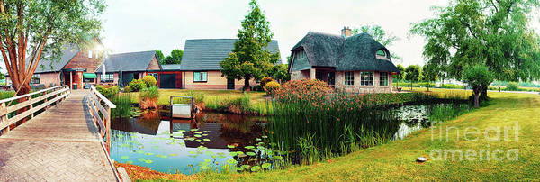 Photograph - Giethoorn - Netherlands Village by Ariadna De Raadt