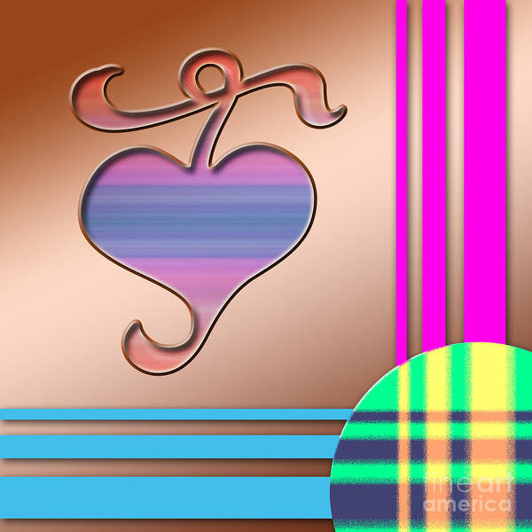 Digital Art - Gift Of Love by Clayton Bruster