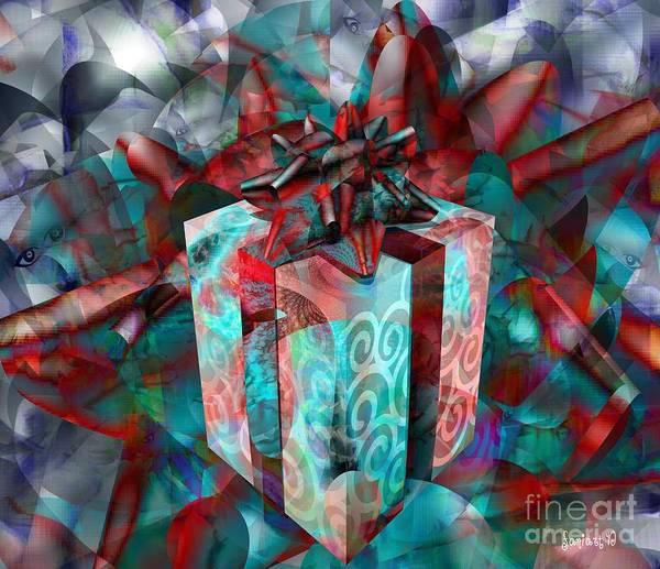 Description Digital Art - Gifts For Street Kids International by Fania Simon