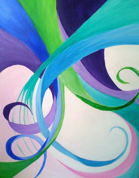 Painting - Gifts From Heaven by Deborah Brown Maher
