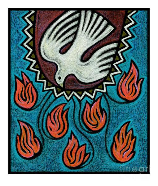 Painting - Gifts Of The Spirit - Jlgis by Julie Lonneman