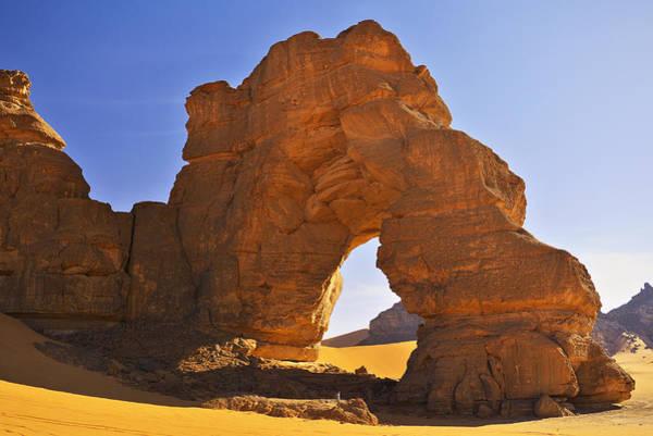Photograph - Gigantic Arch by Ivan Slosar