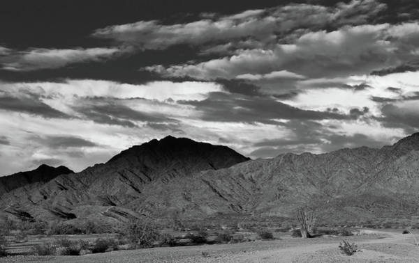 Photograph - Gila Shadows by TM Schultze