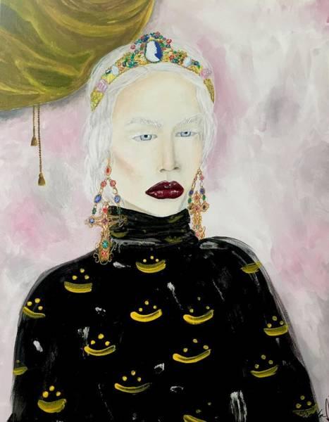 Rhea Painting - Gilded by Rhea Miranda