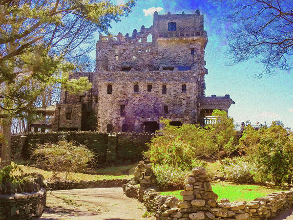 Photograph - Gillette Castle by Rusty R Smith