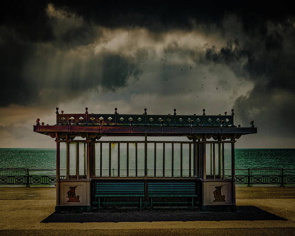 Photograph - Gimme Shelter From The Storm by Chris Lord