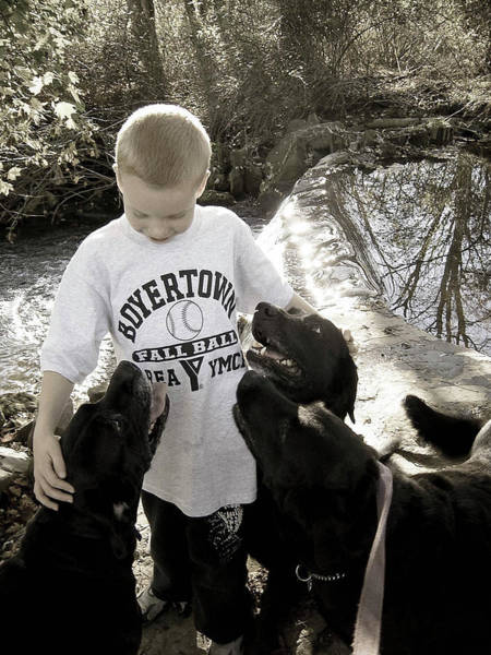 Photograph - Gimme Some Lovin' by Trish Tritz