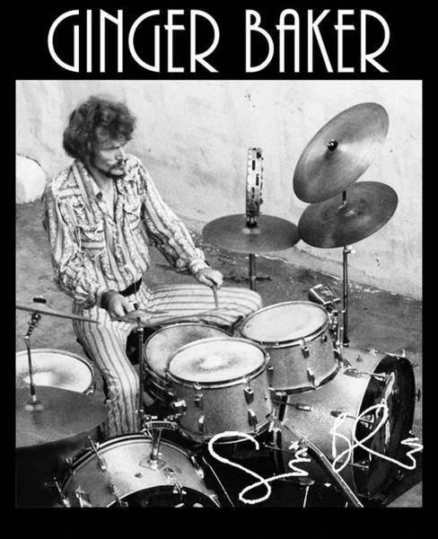 Baker Photograph - Ginger In Africa by Liz Baker