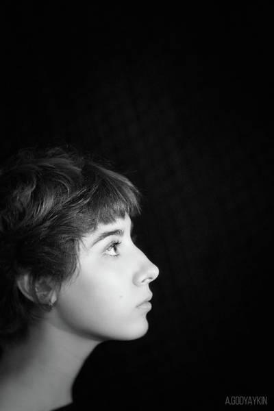 Photograph - Girl #3197 by Andrey Godyaykin