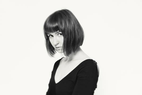 Photograph - Girl #5434 by Andrey Godyaykin