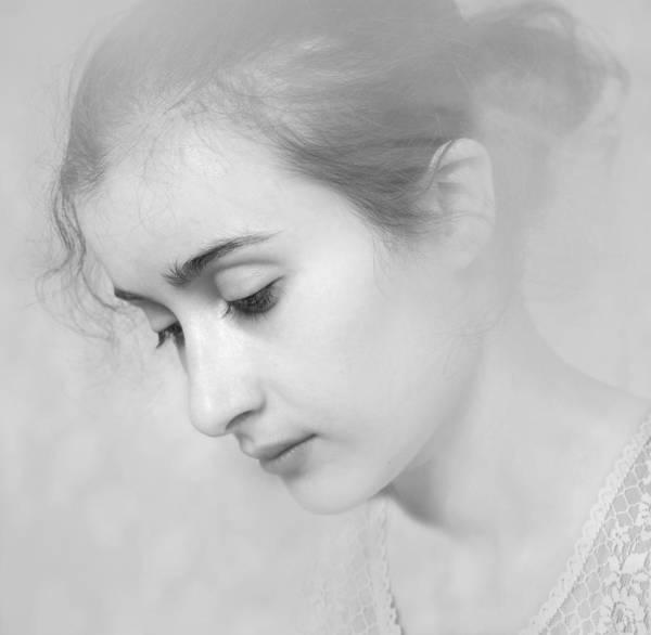 Photograph - Girl #7244 by Andrey Godyaykin