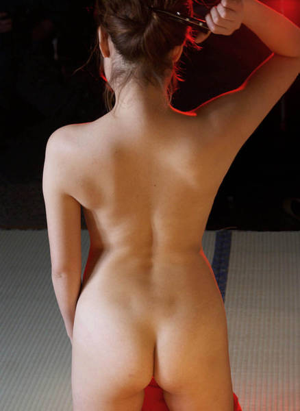 Photograph - Girl-a View From Behind by Tim Ernst