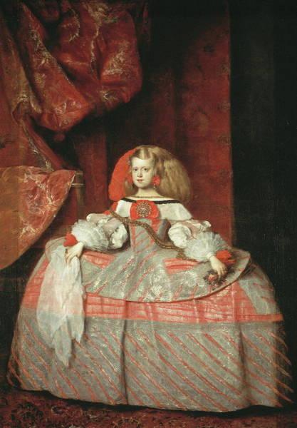 Velazquez Wall Art - Painting - Girl by Velazquez