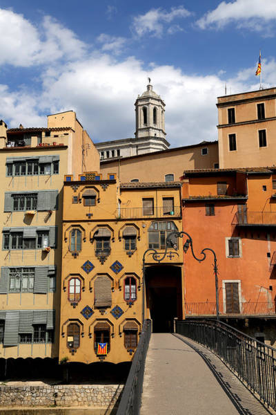 Photograph - Girona 3 by Andrew Fare