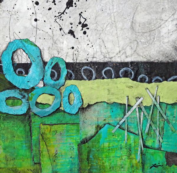 Acrylic Mixed Media - Giving  by Laura  Lein-Svencner