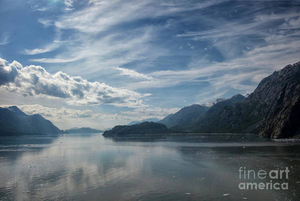 Wall Art - Photograph - Glacier Bay Scenic by Timothy Johnson