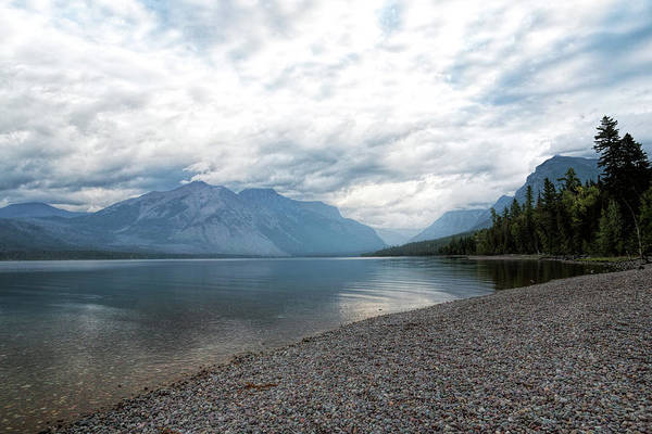 Photograph - Glacier - Lake Mcdonald Vista by Jemmy Archer