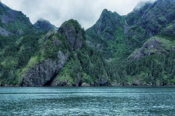 Photograph - Glacier-made Landscape by Belinda Greb