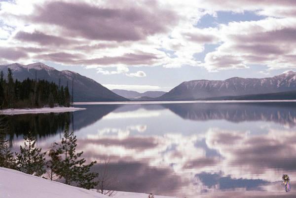 Glacier National Park 6 Art Print