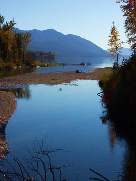 Photograph - Glacier Park 10 by Deahn      Benware