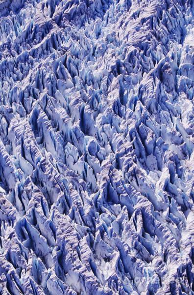 Expanse Photograph - Glacier Patterns by John Hyde - Printscapes