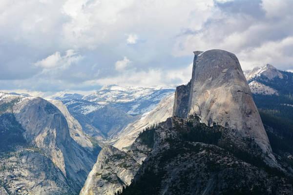 Photograph - Glacier Point Yosemite by Kyle Hanson