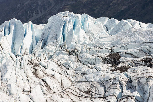 Photograph - Glacier  by Sara Hudock
