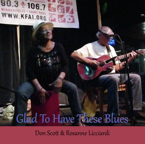 Photograph - Glad To Have These Blues by Rosanne Licciardi