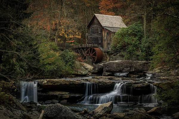 Photograph - Glade Creek Grist Mill by Jonas Wingfield